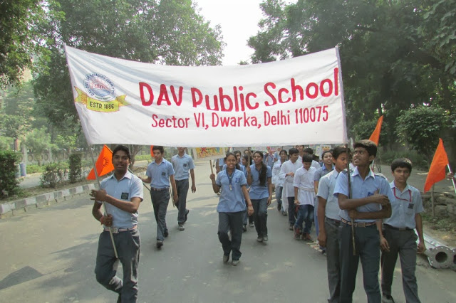 holiday homework of dav public school dwarka