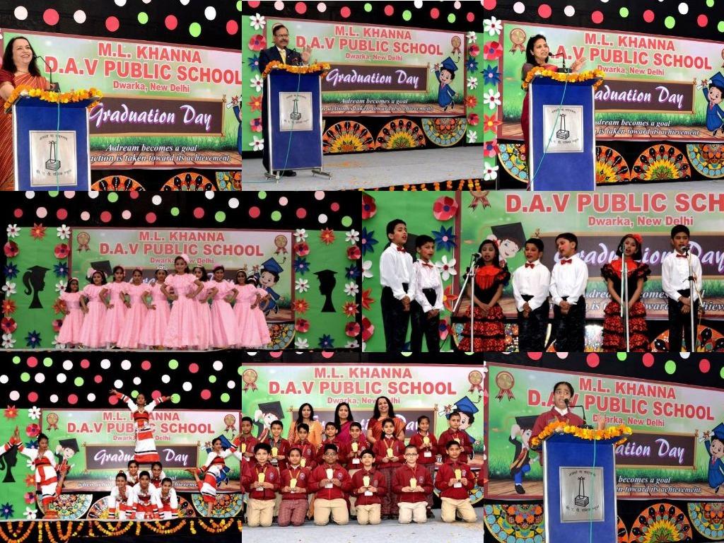 Graduation Day - Std  IV