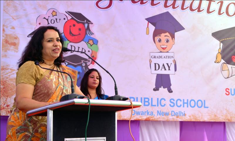 Graduation Day - Pre Primary